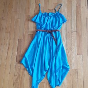 Cefian Blue Dress (10) NWT!